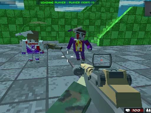 Céllövész lövöldözős játék