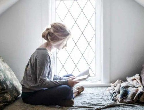 Az olvasás remek kikapcsolódás, de mi is hozzá a megfelelő környezet?